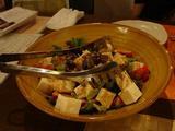 豆富のサラダ