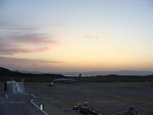 長崎空港 十文字