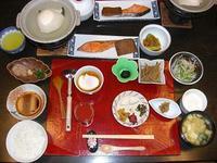 小浜 朝食