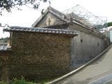 旧出津救助院とド・ロ塀