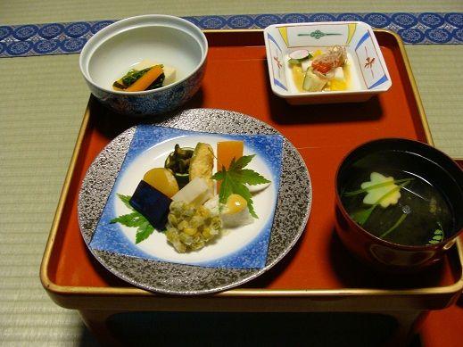 福智院 夕食 三の膳