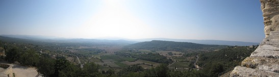 Gordes-Panorama