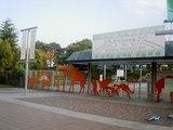 動物園入り口