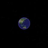 小さい地球