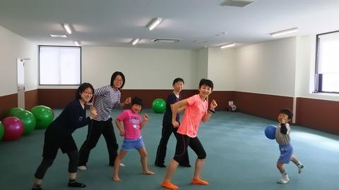 美BODY体幹トレーニング教室