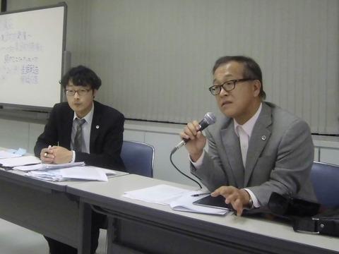 海堀会員+畑純一元支部長
