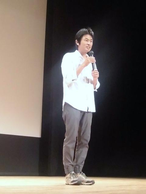 東条監督あいさつ