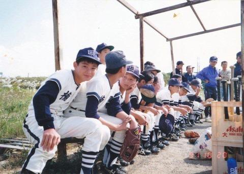 IMG_0004(1992年 少年野球最後(6年生)の二男)