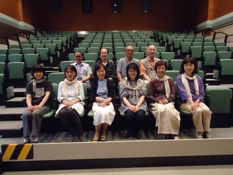 「日本と原発 4年後」記念撮影2