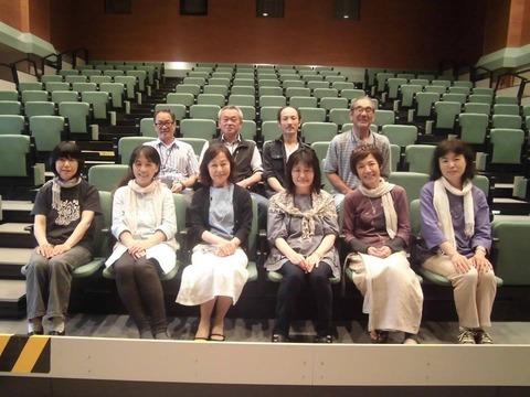 「日本と原発 4年後」記念撮影1