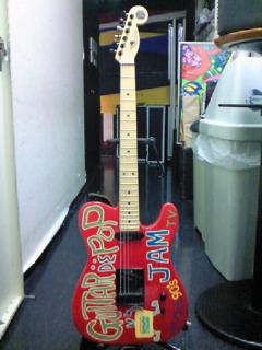 TAKUYAのギター