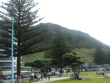 マウンガヌイ山