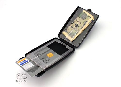 画像 : 財布にもイノベーションを!機能美が光る革新的な財布 ...