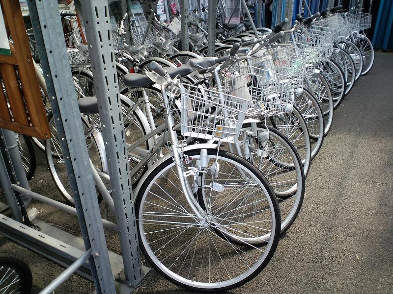 ... ね 昔 は 自転 車屋 さん で