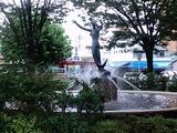 平塚駅南口の人魚