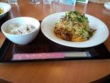 デニーズ平塚ビビン麺
