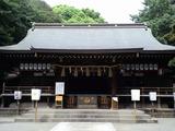 平塚八幡宮本殿