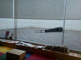平塚美術館2階オブジェ