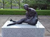 平塚美術館銅像