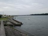 須賀港相模川上流