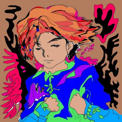 羽の根の青年