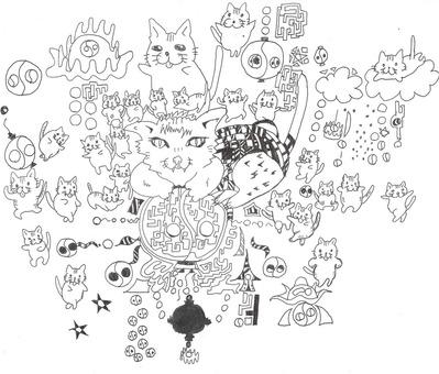 猫じゃらけパラダイス0023