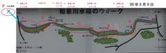 水緑ウォーク地図