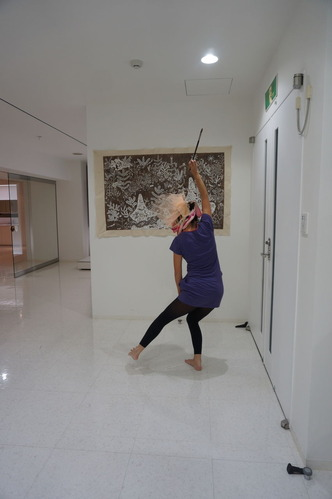 dance by kae minami