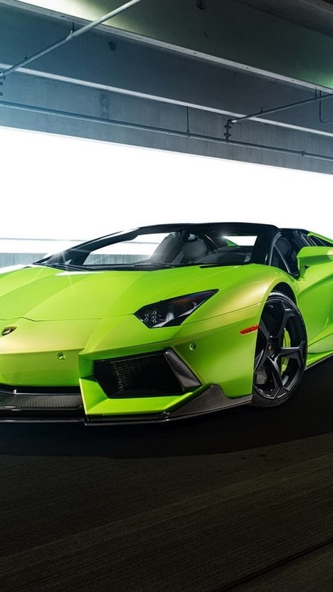 Aventador Vs Lamborghini 自動車