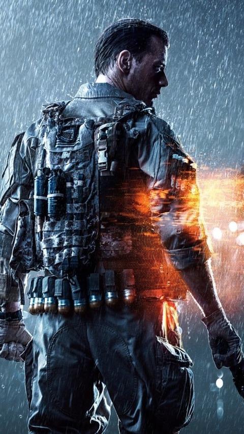 Battlefield 4 Game 戦争ゲーム