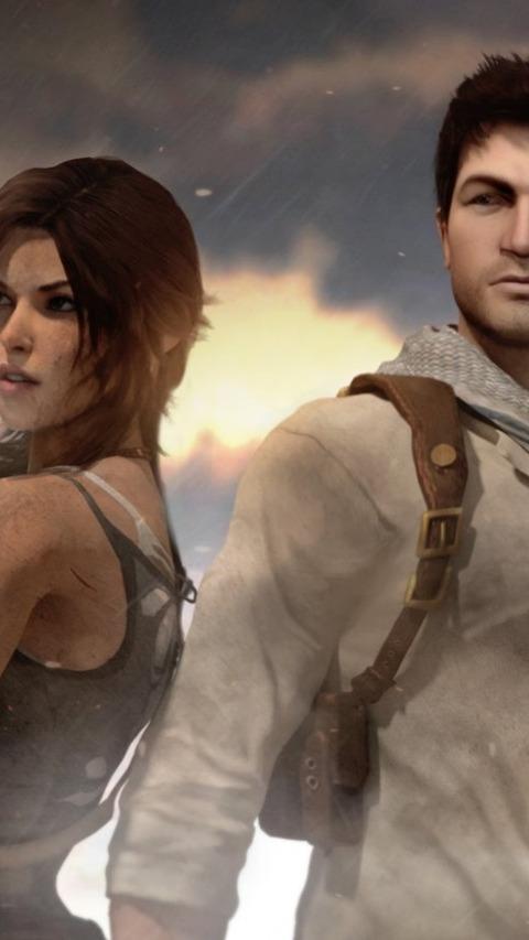 Tomb Raider Lara Croft Nathan