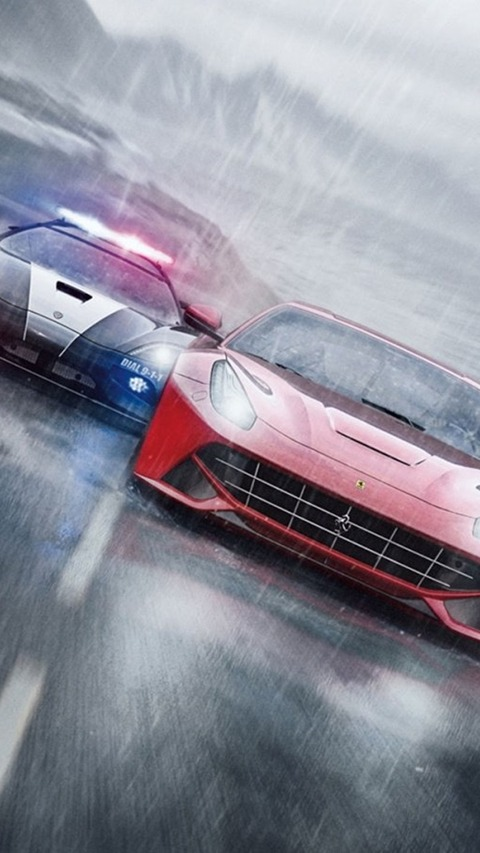 Need For Speed Rivals Game レースゲーム