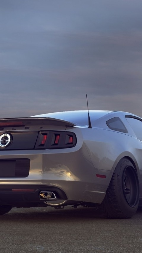 Shelby Car Gt Mustang Drag Ford 自動車