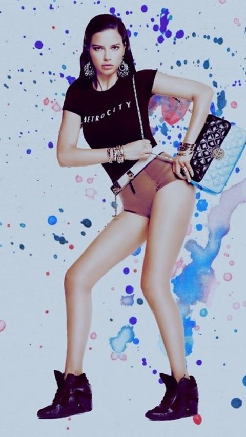 美少女 Adriana Lima 22 モデル 意味