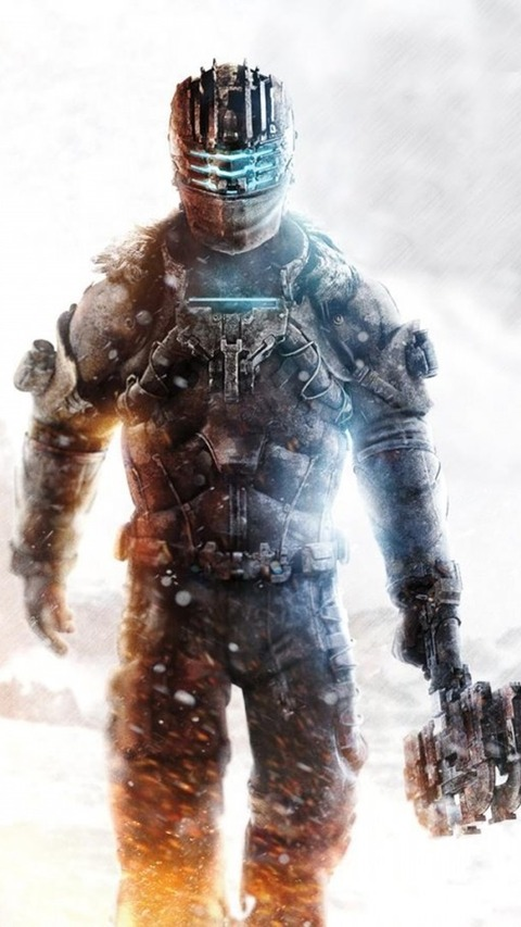 Dead Space 3 Horror Game 恐怖ゲーム