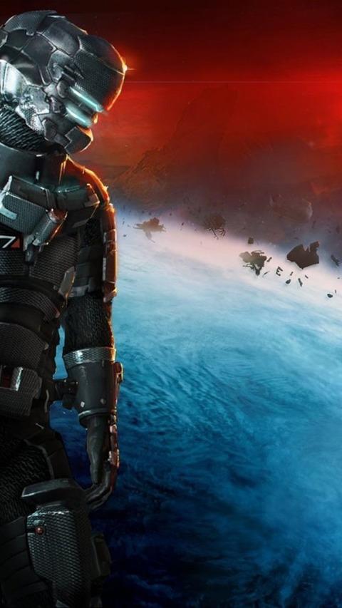 Dead Space 3 Mass Effect Armor 恐怖ゲーム