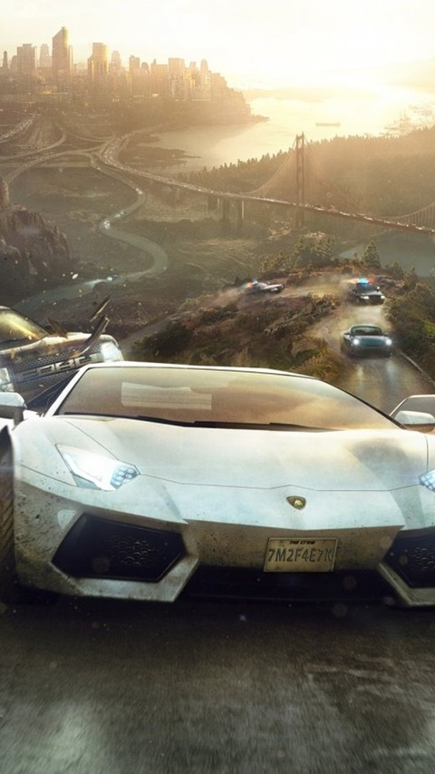The Crew 2014 Game レースゲーム