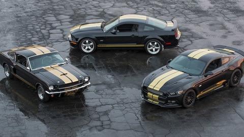 Mustang Shelby GT-H carro bonita