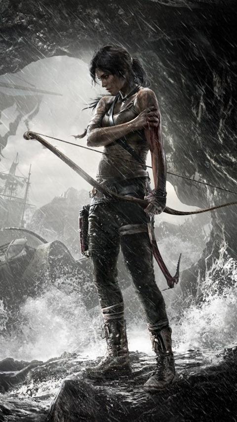 Tomb Raider Game アクションゲーム