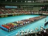 高校選抜開会式