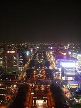 名古屋テレビ塔より夜景