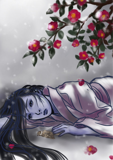 雪女 雛形