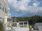 カフェナチュラルからの富士山