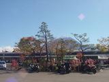 「道の駅なるさわ」からの富士山