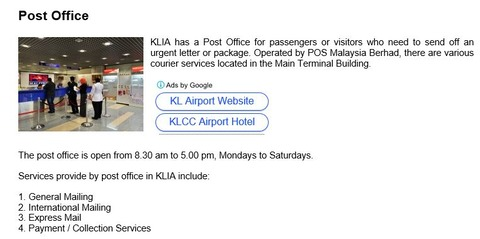 KLIA_Post_office