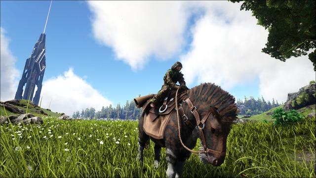 ラグナのお馬さん
