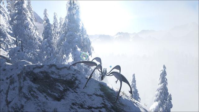 危険な雪山も