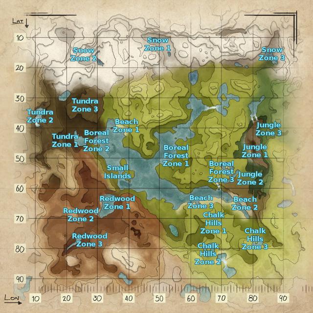 Valguero_Spawn_Location_Map