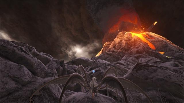 火山バイオーム