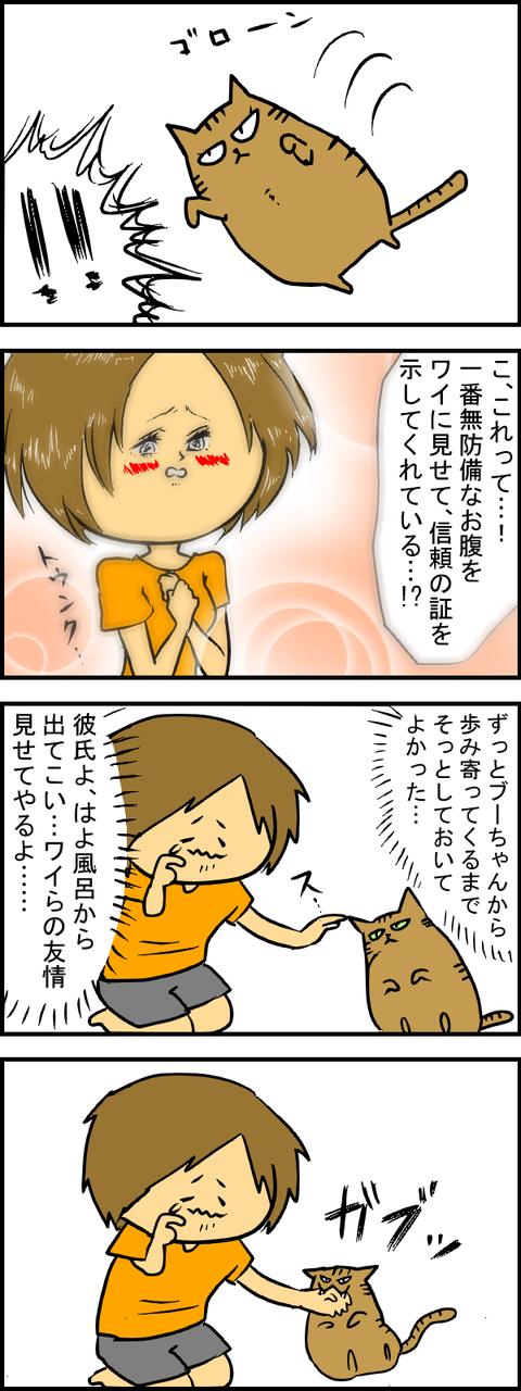 ぶーちゃん初対面5